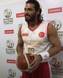 Can yaman baloncesto all star 2019