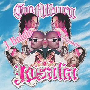 Descargar canción Con Altura de Rosalia y J Balvin