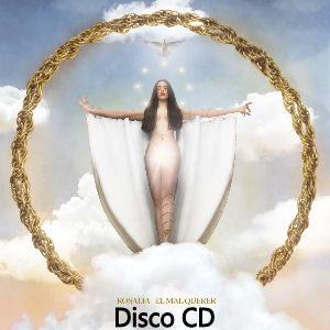 El mal querer disco Rosalia en cd