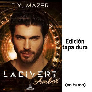 Libro Lacivert Amber Can Yaman