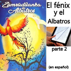 Libro digital Erkenci Kus El Fénix y el Albatros segunda parte en español, edición libro electrónico
