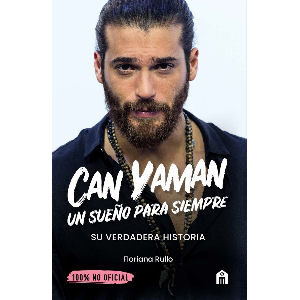 Can Yaman libro en español Un sueño para siempre