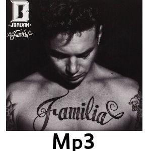 Descargar disco J Balvin La Familia en mp3