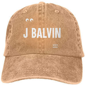 Gorra J Balvin natural