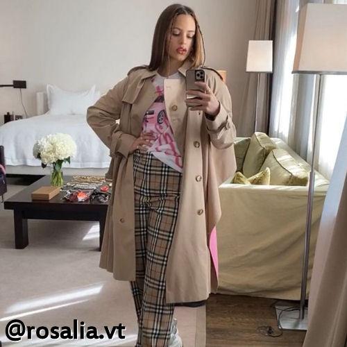 Instagram de Rosalía @rosalia.vt
