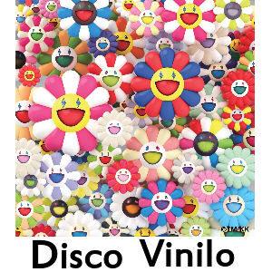 J Balvin disco colores en vinilo