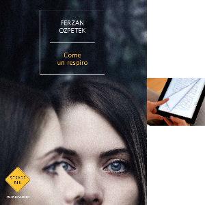 Libro digital de Ferzan Ozpetek Come un respiro recomendado por Can Yaman, edición libro electrónico