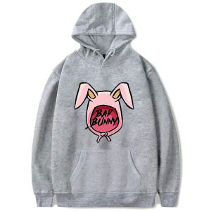 Sudadera Bad Bunny con capucha