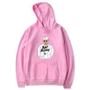 Sudadera rosa Bad Bunny